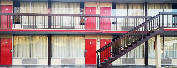 Motels-in-Amerikas