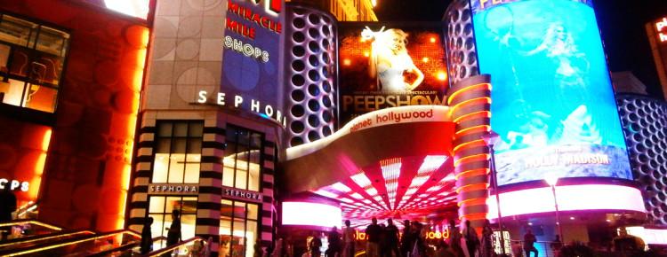 Las-Vegas-Strip-shops
