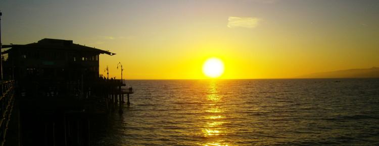 Pier-Santa-Monica-Californie-Amerika