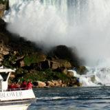 Niagara Falls bezoeken in 360-graden foto's