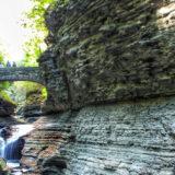 Watkins Glen State Park bezoeken in 360-graden foto's