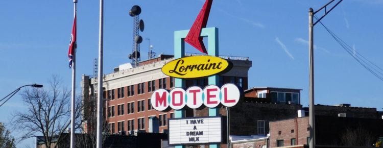 lorraine-motel-in-Memphis