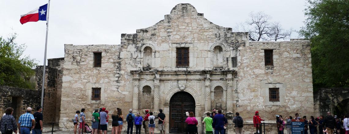 Van New York naar Texas: Amerika reis dag 16: Veelzijdig San Antonio