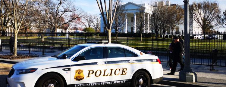 Washington-DC-White-House-Police-Car