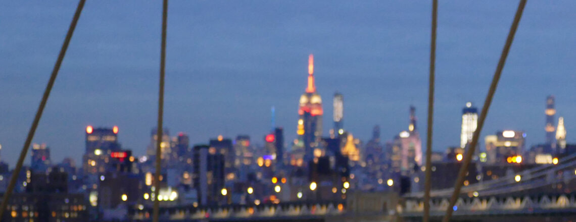 Mijn New York reisverslagen